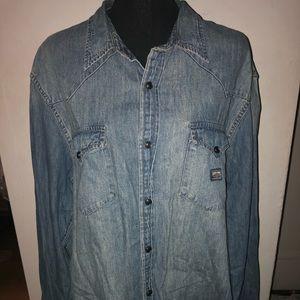 Ralph Lauren Denim & Supply Jean Shirt